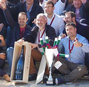世界テイスティング・チャンピオンシップでスペインが優勝