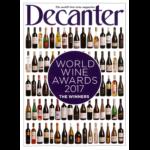DECANTER - WORLD WINE AWARD 2017
